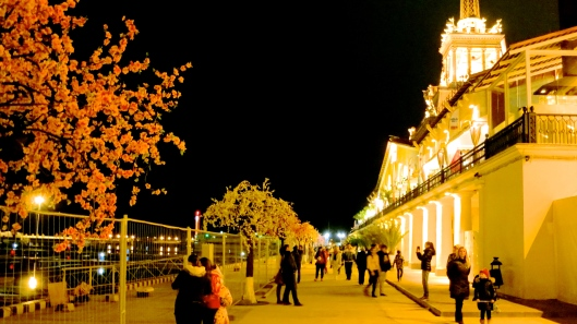 Waterfront Promenade, Downtown Sochi